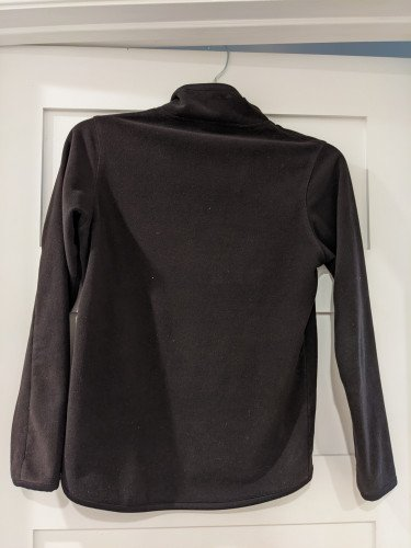 Fleece Quarter Zip - Women's Small