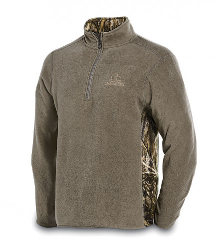 New Habitat Fleece pullover