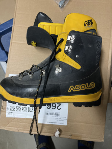 Asolo AFS 8000 Mens Mountaineering Boots