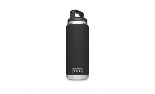 YETI RAMBLER 26 OZ. WATER BOTTLE BLACK