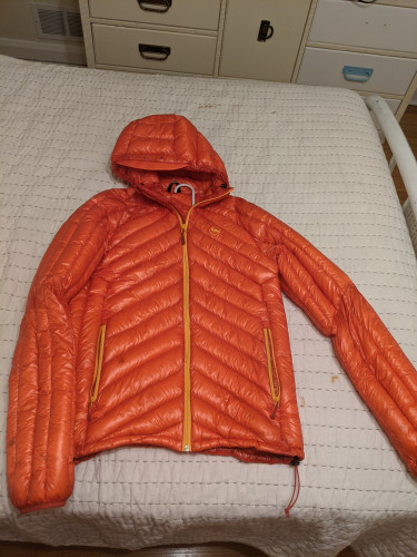 Big Agnes Third Pitch Jacket