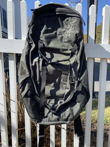 Arc'teryx Quintic Alpine Touring Pack