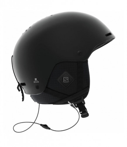 BRAND NEW Unisex Salomon Brigade + Audio Helmet (Size Small)