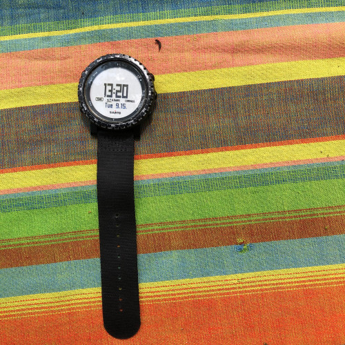 Suunto Core altimeter watch. Needs band