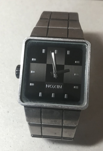 Nixon Quatro Watch (stainless steel)