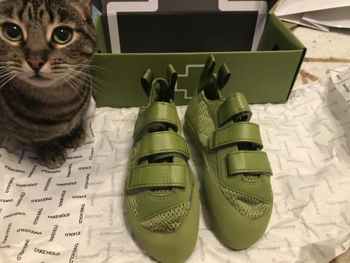 So Ill Climbing Shoes Runner LV Olive