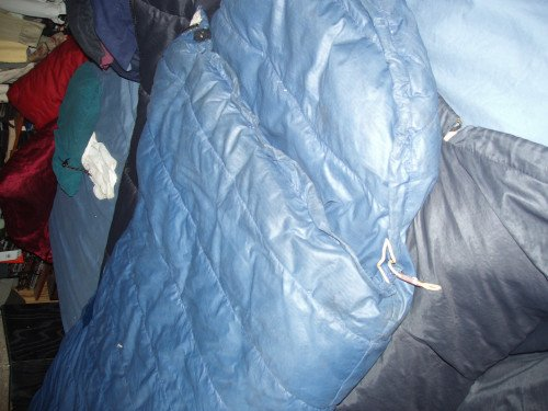The North Face Goose Down Sleeping bag Long
