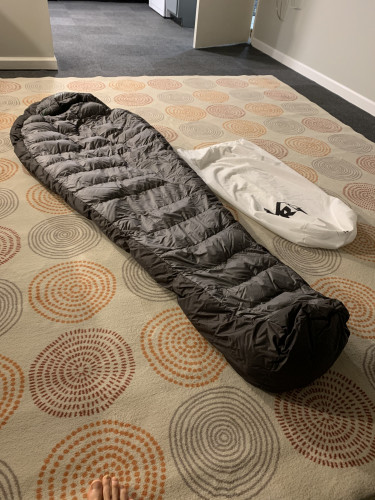 REI Igneo Long Sleeping Bag