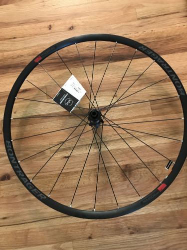 50% off Bontrager paradigm comp TLR disc rear wheel-9/10/11 spd