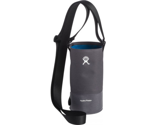 Hydro Flask Tag Along Large Bottle Sling- Black
