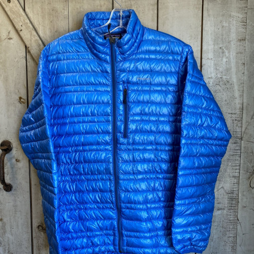 Patagonia Ultralight Down Jacket M's S