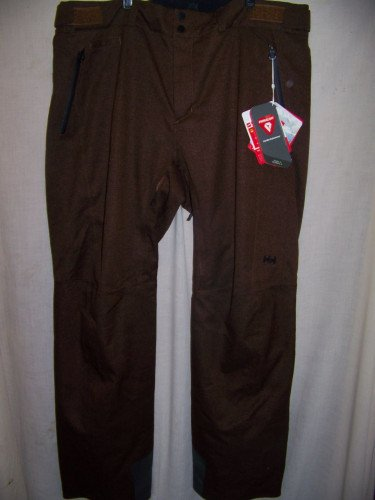 Helly Hansen Jackson Insulated Snow Ski Pants, Men's XXL NWT