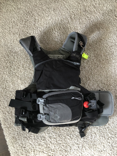 Kokatat Rescue Vest w/ Belly Pocket