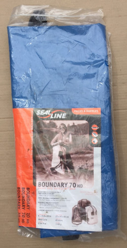 SealLine Boundry 70 HD Heavy Duty Waterproof Drybag / Pack