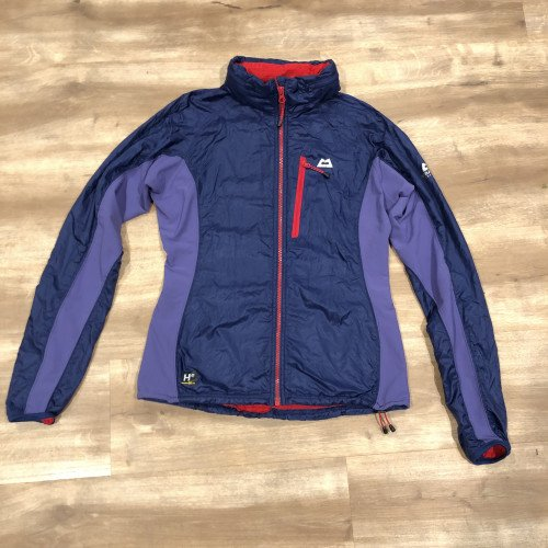 Women's S 10 Mountain Equipment Co-op Ultratherm Jacket Softshel