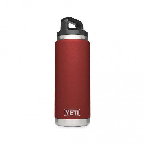 YETI RAMBLER 26 OZ. WATER BOTTLE BRICK RED