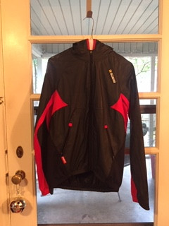 Men's Lance Sobike Wind breaker
