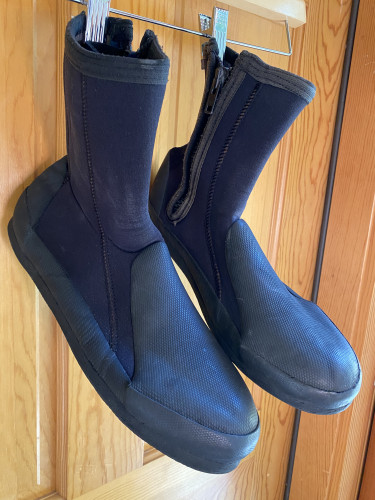 Thick Neoprene Booties