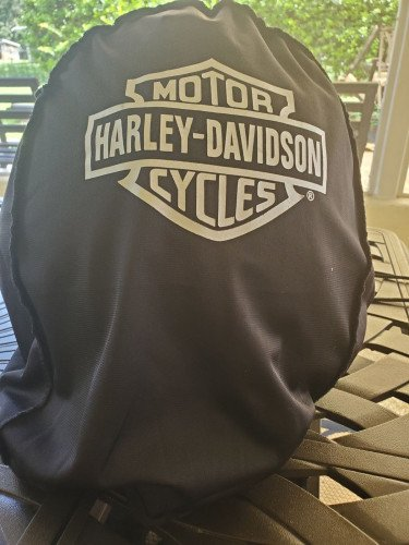 Size S Harley Davidson Maywood Helmet incl HEADSETS!