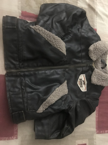 Hawke & Co Outfitters Bomber Jacket Boy's