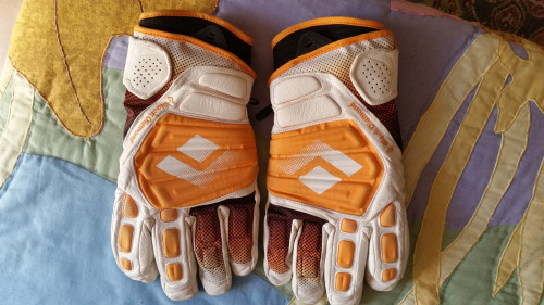 Legend Glove - Orange - Men's XL - Good