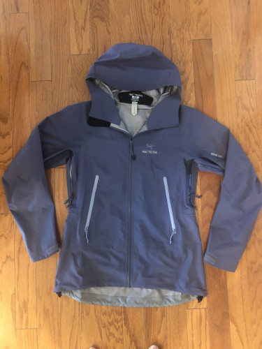 Arc'teryx Women's Zeta AR Gore-Tex Rain Jacket