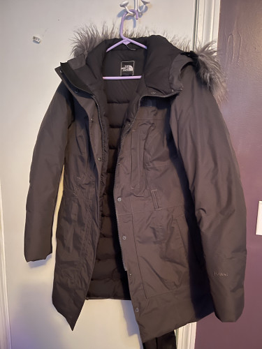 The North Face Hyvent Ultra Warm Goose Down Parka