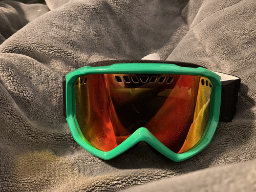 Smith snowboard goggles