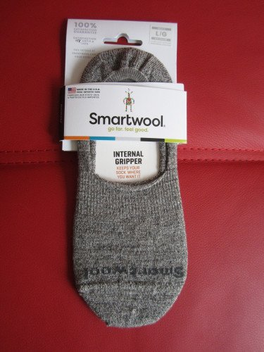 SmartWool Men's Internal Gripper No Show Socks