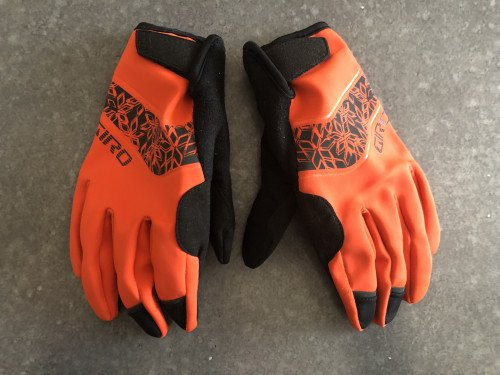 GIRO Candela Gel women's winter cycling gloves ,size M