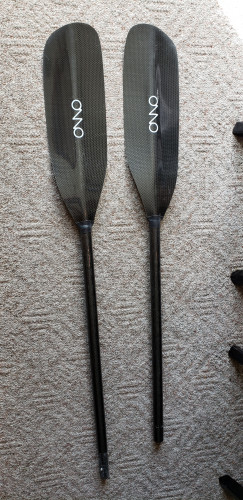 Onno Carbon Touring Paddle 225 cm