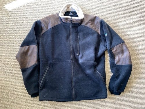 MEN'S KUHL FLEECE JACKET