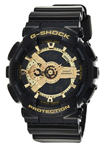 Casio G-Shock (Black/Gold)