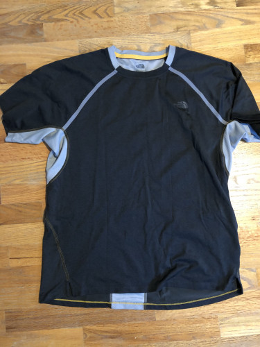 TNF Short sleeve performance shirt