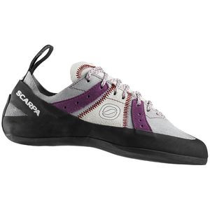 HELIX CLIMBING SHOE - WOMEN'S PEWTER/PLUM, 34.5 - EXCELLENT