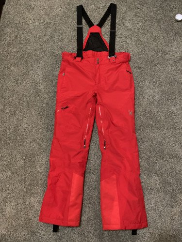 Spyder Dare GTX Tailored Fit  - Red, Large/Reg - NWOT