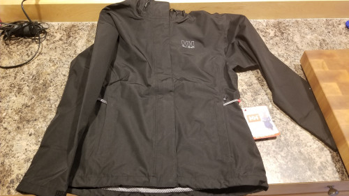 Women's HH Seven J Jacket, Large