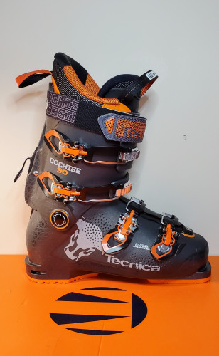 Lightly Used Men's Tenica Cochise 90 Ski Boots