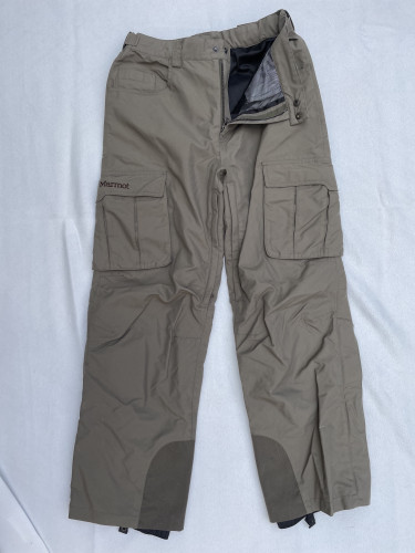 Men's Marmot Cargo Shell Pants, Small