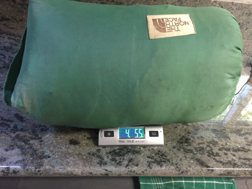 North Face Chamois Down Sleeping Bag for Sale