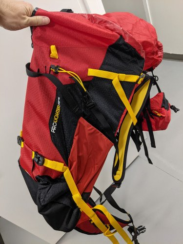 Brand new Millet Prolighter 60+20 mountaineering pack