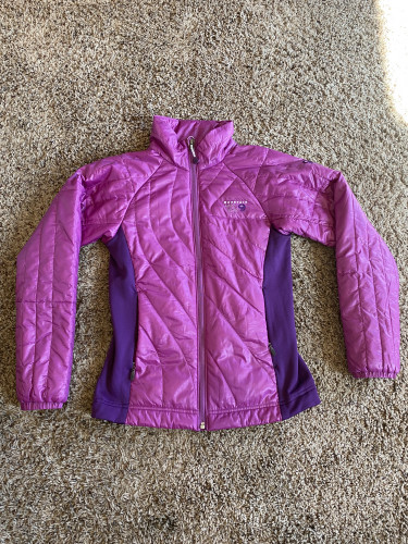 Excellent Condition Women's Mountain Hardwear Jacket - Size XS