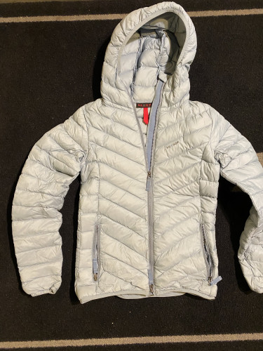 Women's Down jacket hoody XS - excellent condition !