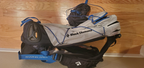 Black Diamond Anthem Avalung 28L pack