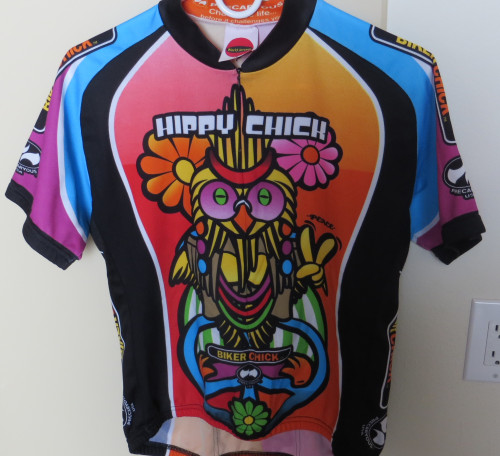 FUN SHORT SLEEVE BIKE SHIRT