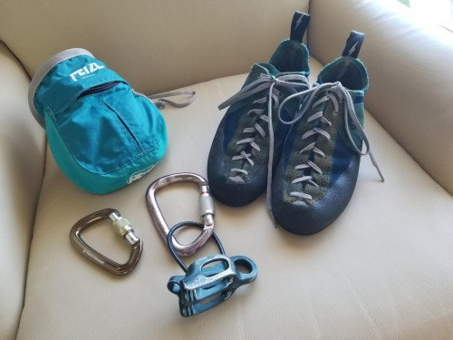 Women's climbing gear bundle - AMAZING DEAL