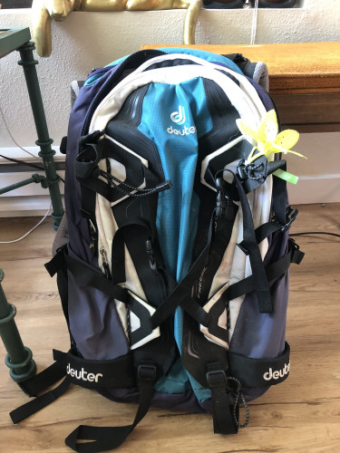 Women - Deuter Freerider Pro 28 SL