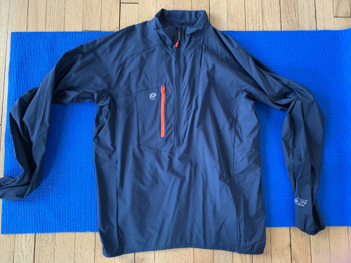 Technical 1/2 zip for Running or High intensity Activity