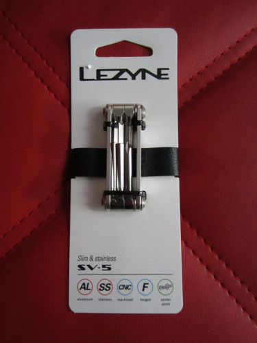 Lezyne SV-5 MT-SV-05T06 Accessories Tools Multitools