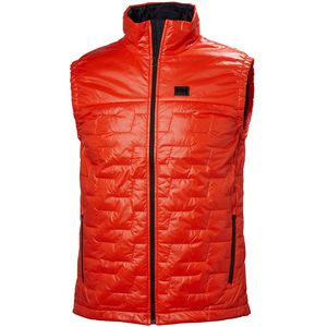 LifaLoft Insulator Vest - Men's Grenadine, L Excellent